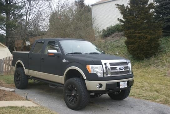 Cars For Sale 2009 Ford F150 4x4 Supercrew King Ranch In Damascus