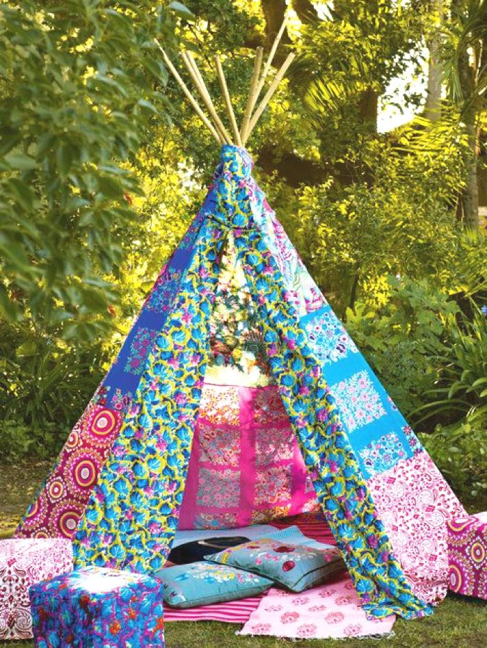 mon prochain diy le tipi enfant inspirations et tutos blog d co tipi pour enfant blog. Black Bedroom Furniture Sets. Home Design Ideas