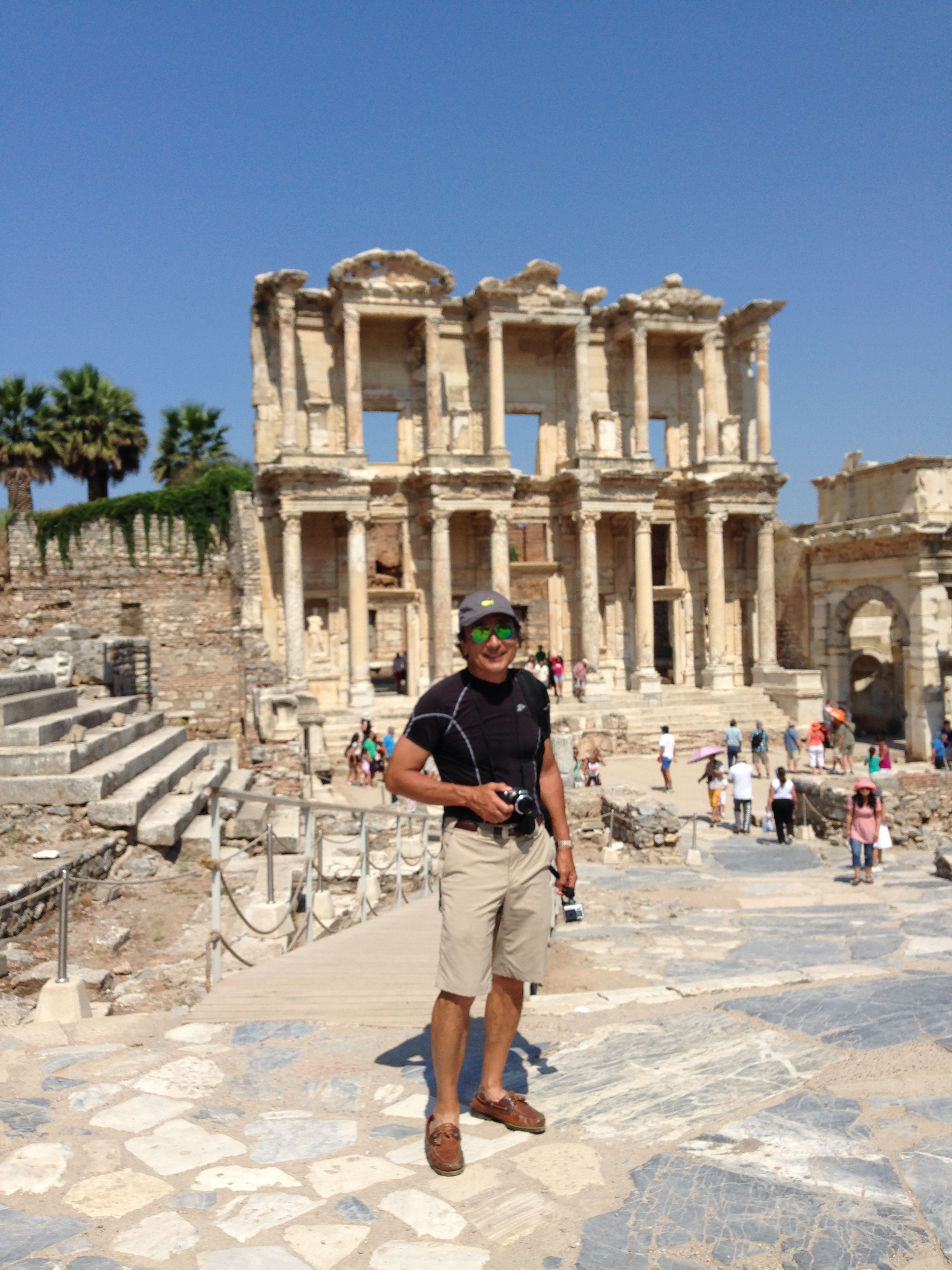 The library ephesus ud peter m wong udud luxurytravelboutique