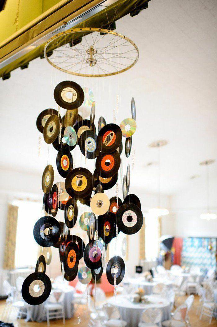 Photo of 98 ausgefallene Ideen für Deko aus Schallplatten! – Archzine.net