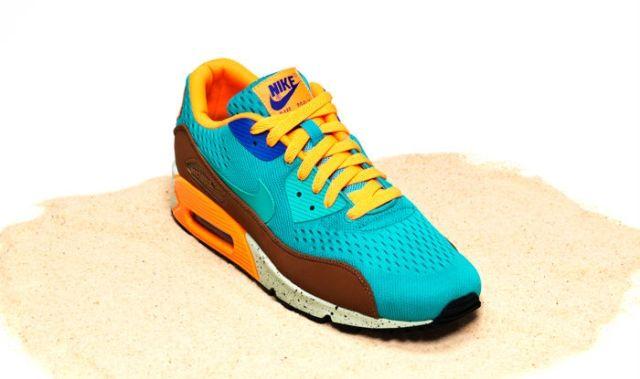 """Nike Air Max 90 EM """"Beaches of Rio""""   Shoes   Nike air max"""
