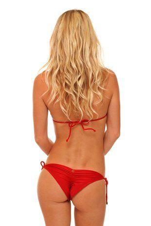 Vix Swimwear - love the cheeky style!
