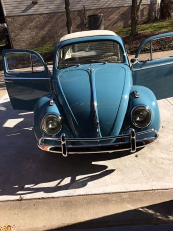 1961 VW Beetle (PA) - $15,500 Please call Gary @ 724-316-8737 to see ...