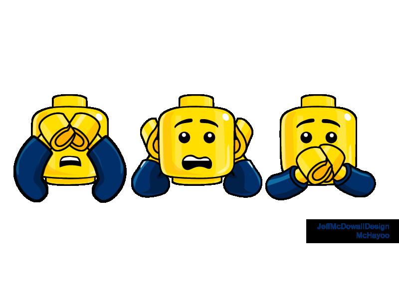 055b8d405 Three Wise Minis by jeffmcdowalldesign.deviantart.com on @DeviantArt ...