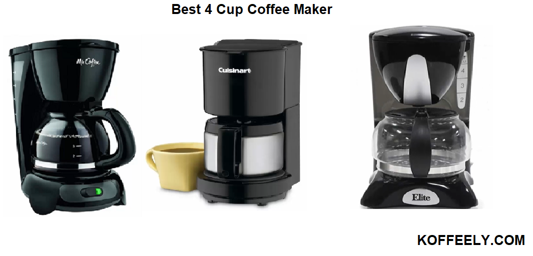 Mr Coffee Simple Brew 4 Cup Switch Black Coffee Maker Walmart Com Mr Coffee K Cup Coffee Maker 4 Cup Coffee Maker