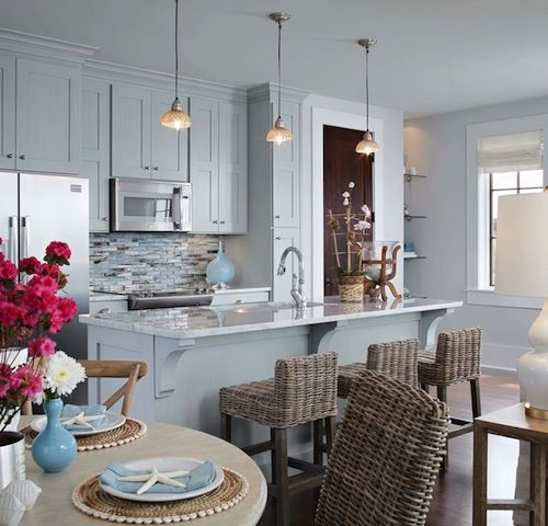 Coastal Chic Interior | Coastal Chic