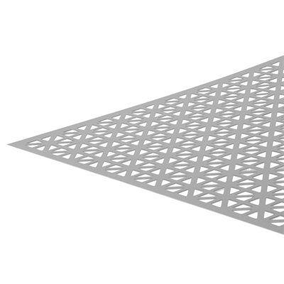 Steelworks 3 Ft X 24 In Unionjack Design Mf Aluminum Sheet Aluminum Sheet Metal Decorative Sheets Sheet Metal