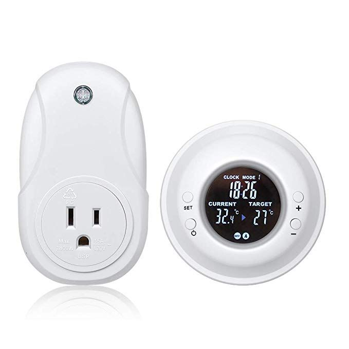 Nashone Digital Wireless Temperature Timer,Remote Control