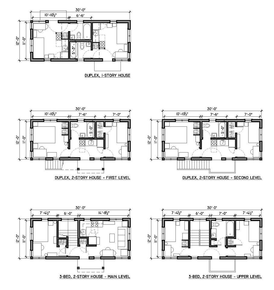 Tiny house community floor plans in portland or timber for Structural insulated panels home kits