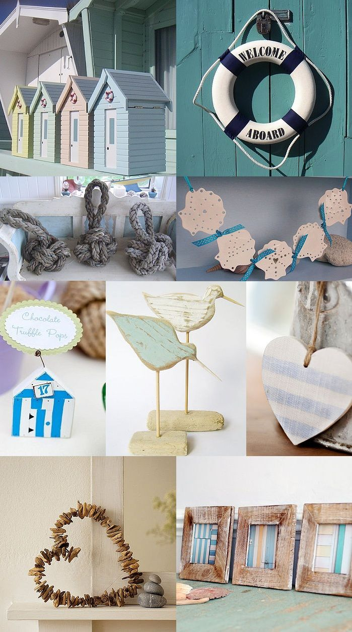 Little touches for a seaside wedding - pinned by www ...