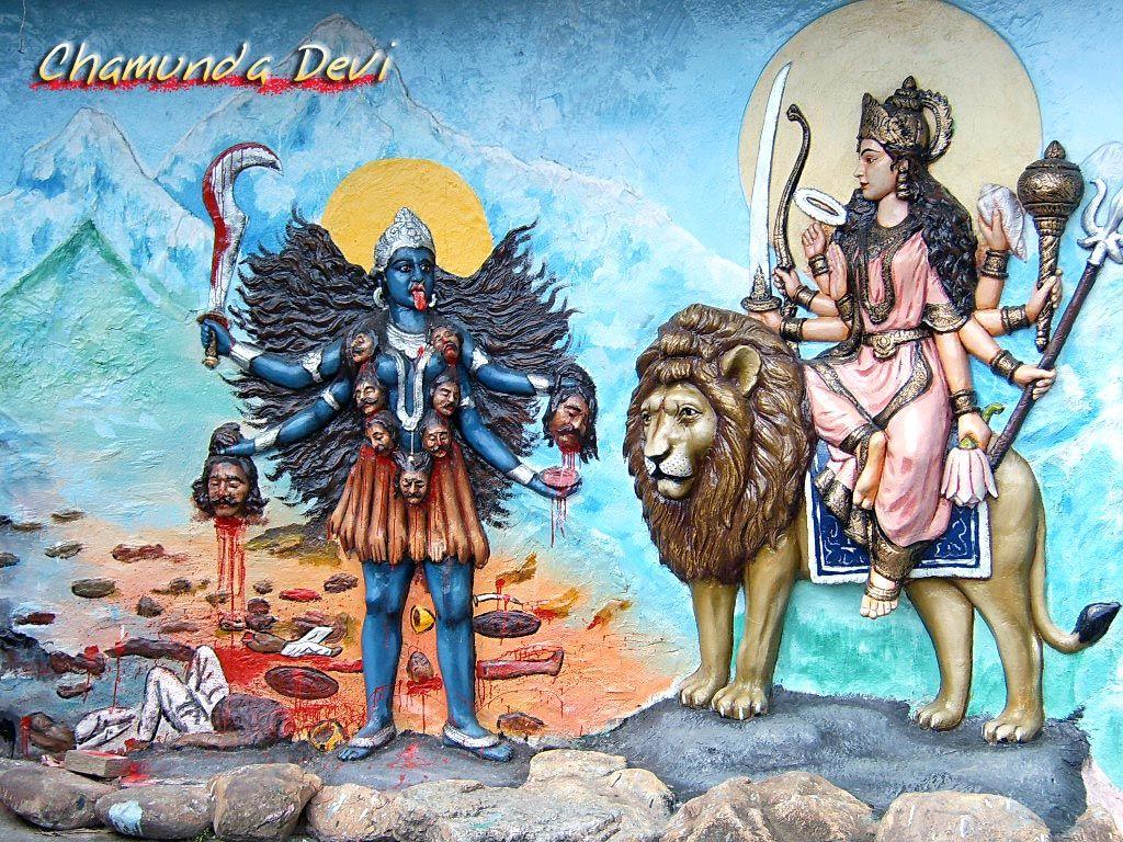 Chamundi Kali Maa