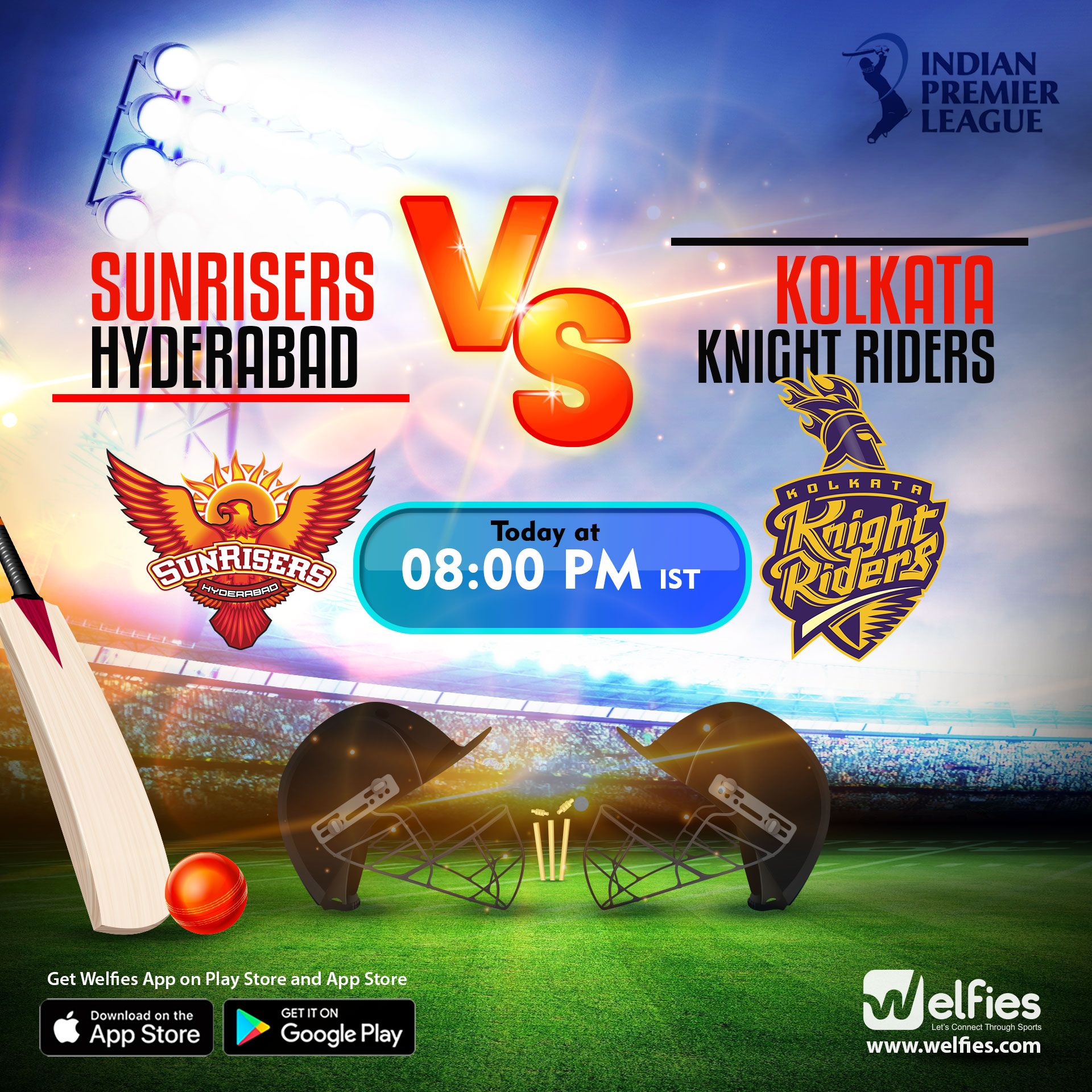 Kolkata Knight Riders are ready for the mustwin game