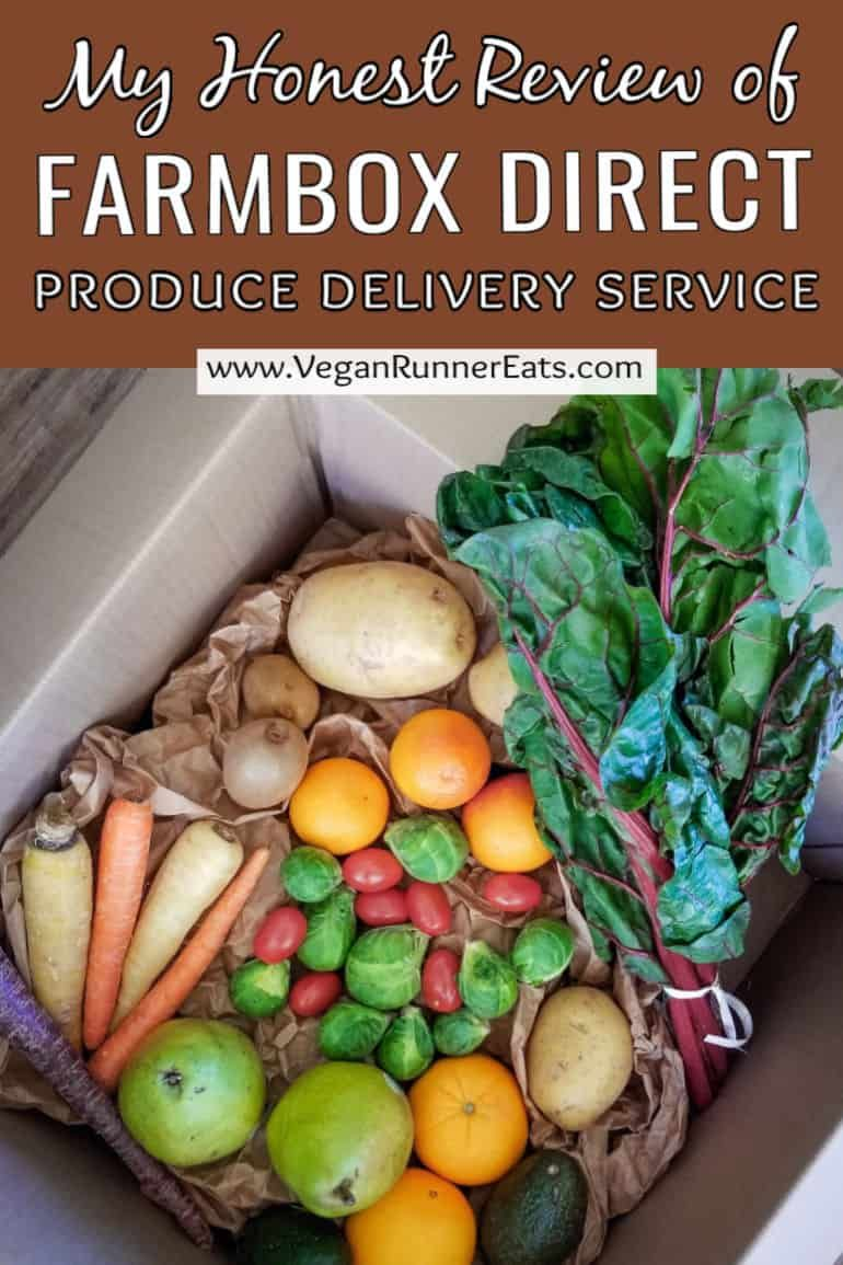 A Busy Working Mom S Review Of Farmbox Direct Produce Delivery Service In 2020 Produce Delivery Healthy Food Delivery Vegetable Delivery