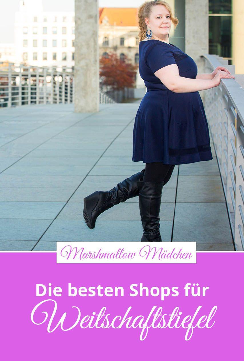 Weitschaftstiefel Shops WadenPlus Stiefel Dicke Für wX8nOP0k