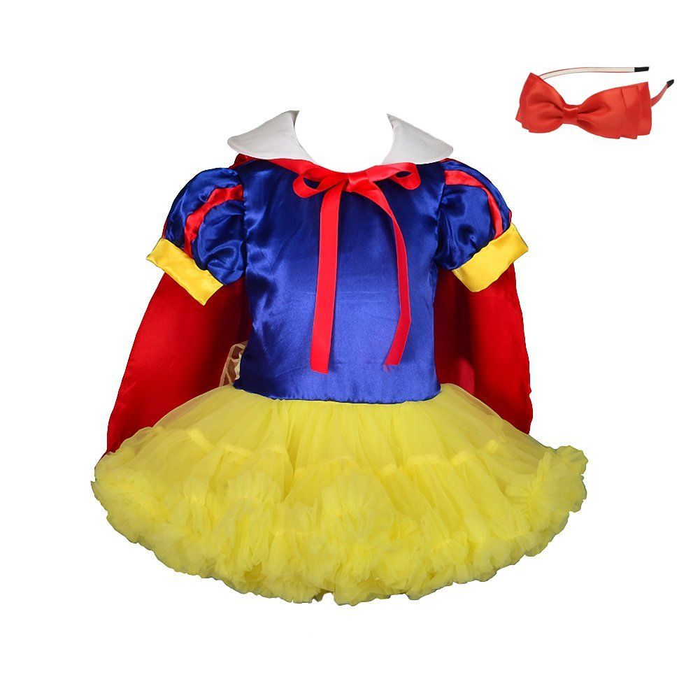Lito Angels Girls Princess Dress Up Costume Halloween Christmas Fancy Dress with Accessories