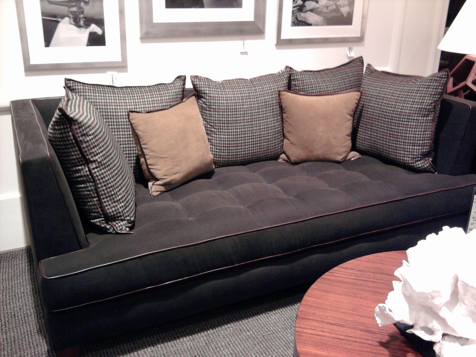 idea deep seated sectional sofa photographs deep seated sectional rh pinterest ca