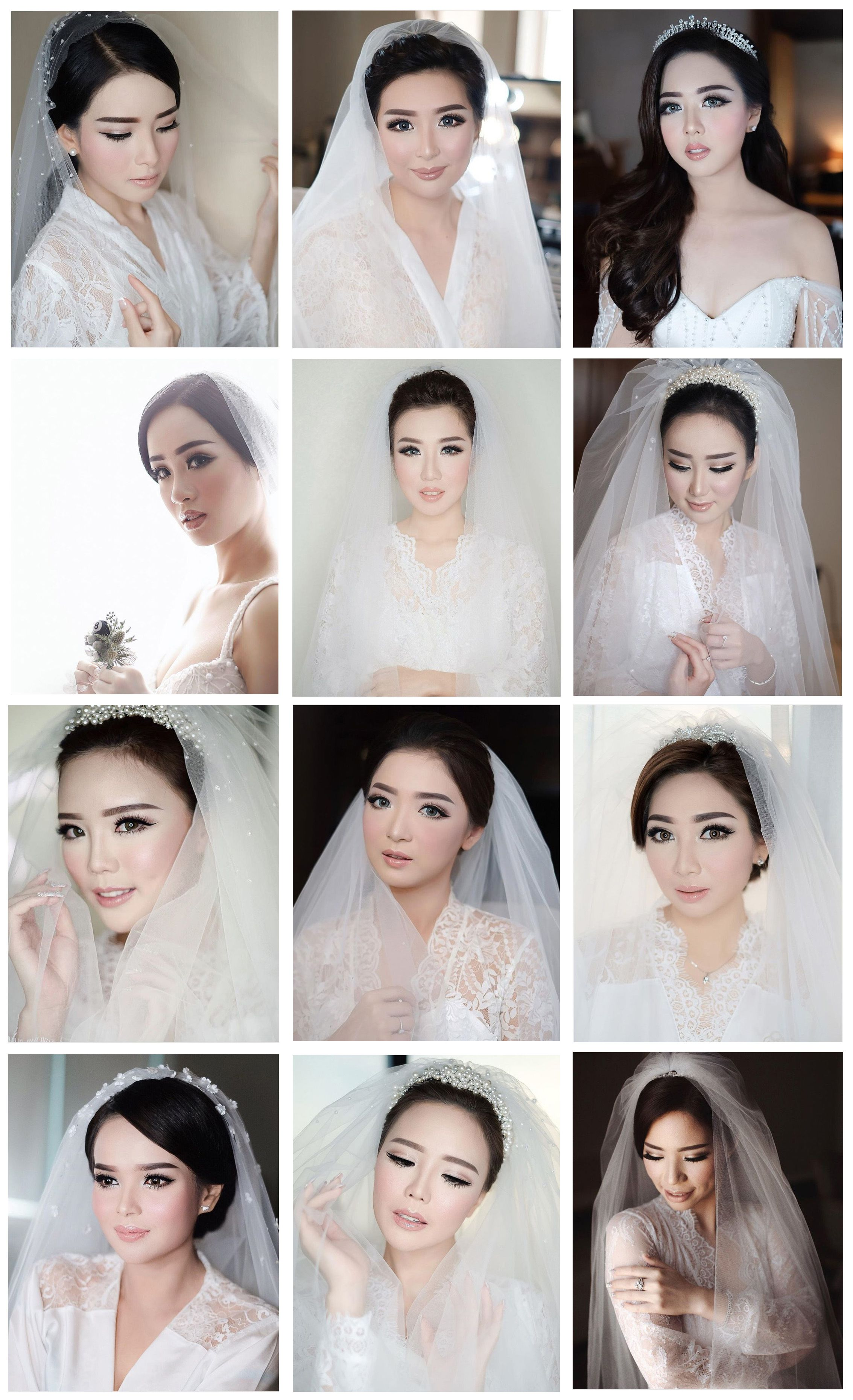 10 Qs As About Bride S Make Up By Fedya Mua