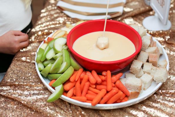 Easy Kid-Friendly Cheese Fondue - Evite