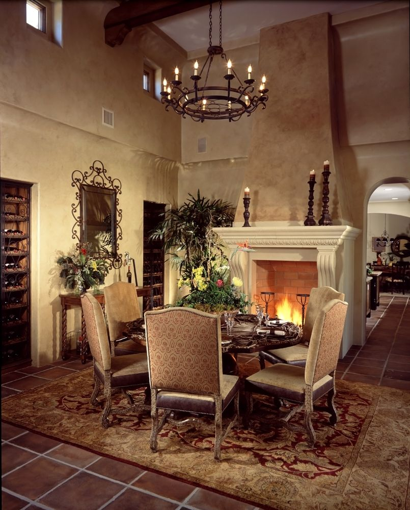 35 Luxury Dining Room Design Ideas: 101 Dining Room Decor Ideas (Photo Styles, Colors And