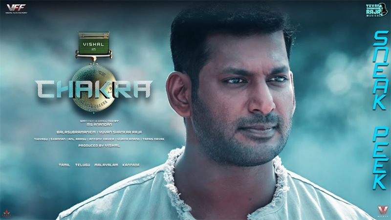 CHAKRA – Tamil Sneak Peek