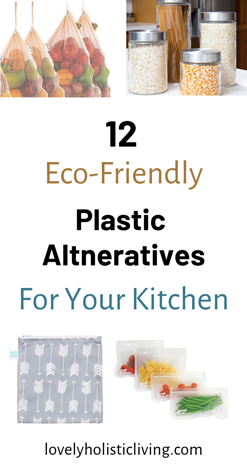 12 Eco-Friendly Plastic Alternatives for your Kitchen | Plastic alternatives. Friendly plastic. Eco friendly house