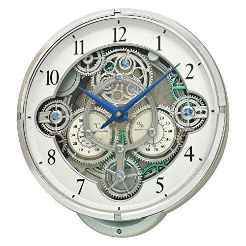 Rhythm Usa Gadget Wall Clock Read More At The Image Link Clock Wall Clock Rhythm Clocks