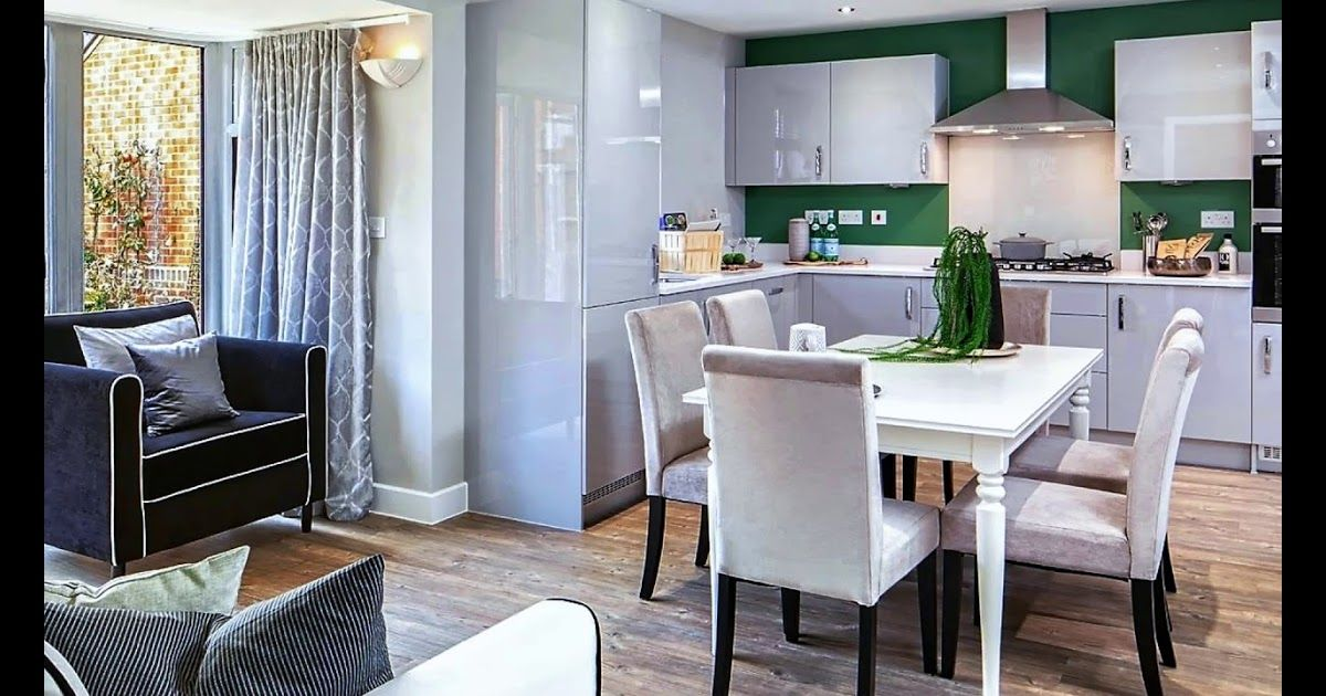 Small Kitchen Dining Room Together New Ideas Decorating Ideas For Kitchen Dining Ro In 2020 Living Room And Kitchen Design Kitchen Dining Room Combo Dining Room Small #small #living #room #kitchen #combo #ideas
