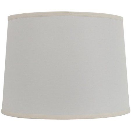 Lamp Shades At Walmart Magnificent 16 Inch Mod Drum Lamp Shade Off White Beige  Drum Lamp Shades 2018