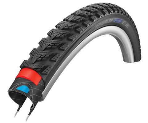 Schwalbe Marathon Gt 365 Dualguard Fourseason Tire 700c Marathon Online Bike Store