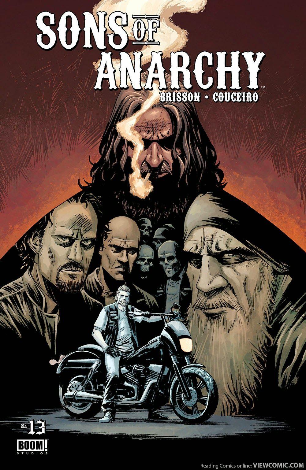 Sons Of Anarchy 013 2014 Viewcomic Reading Comics Online For Free 2019 Sons Of Anarchy Anarchy Sons Of Anarchy Samcro