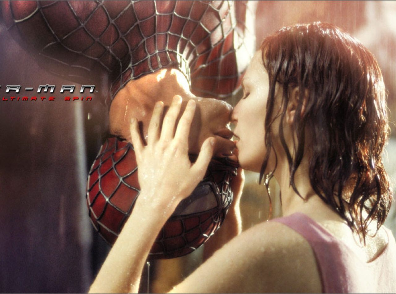 The Amazing Spiderman 2 Kiss Scene You Are My Path The
