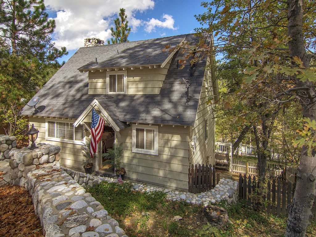 House vacation rental in lake arrowhead ca usa from vrbo