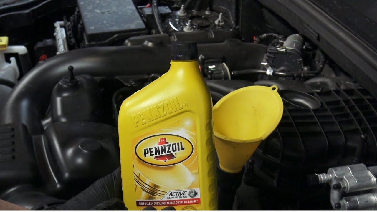 20112015 Jeep Grand Cherokee 3.6L V6 Oil Change Procedure