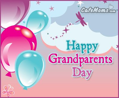 Happy Grandparents Day Balloons Graphic Plus Many Other High