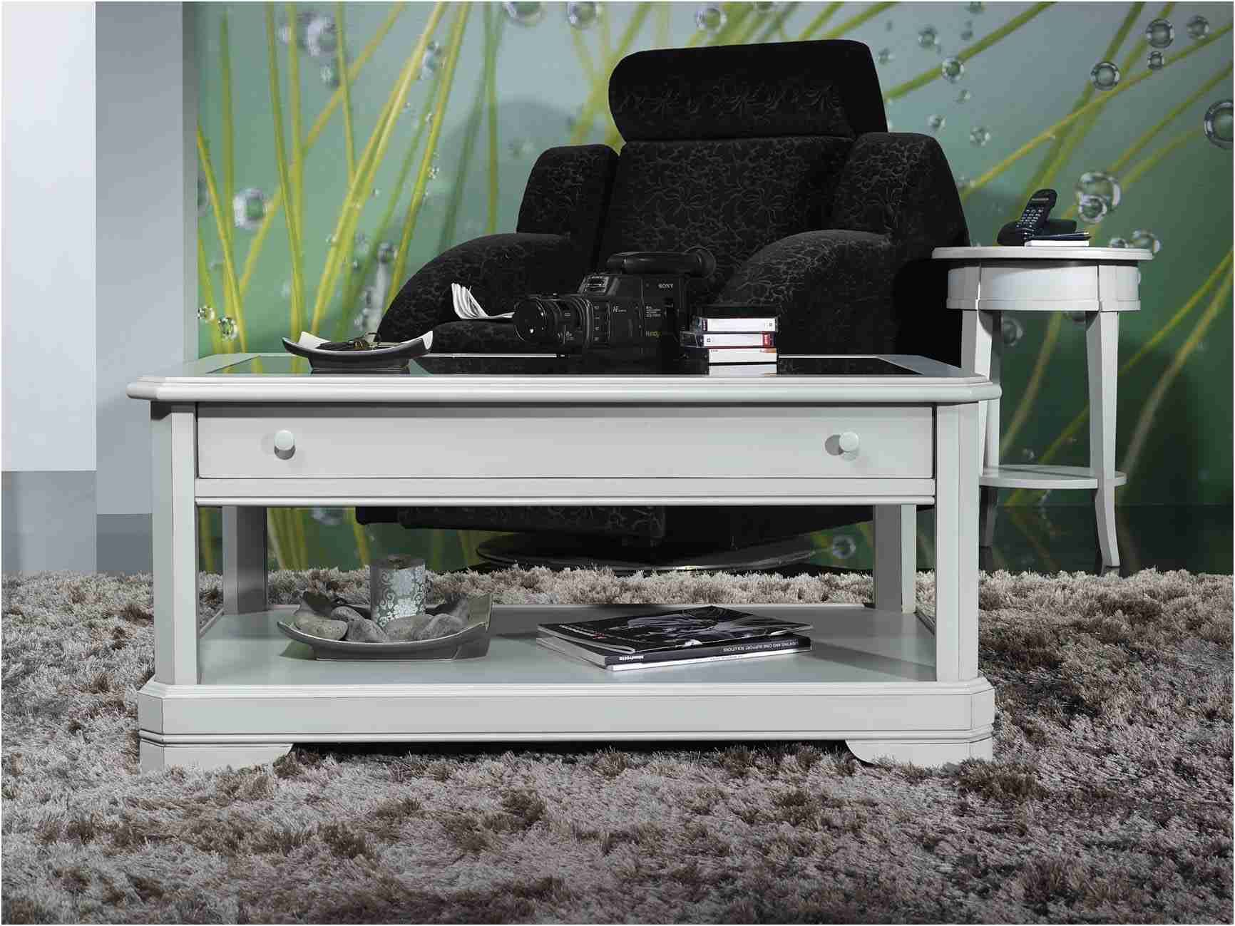 76 Exclusif Table Basse Vitrine