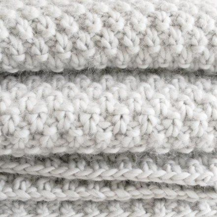 Knitting Blanket Moss Stitch : As even a casual reader of the Purl Bee has probably noticed, we are super in...