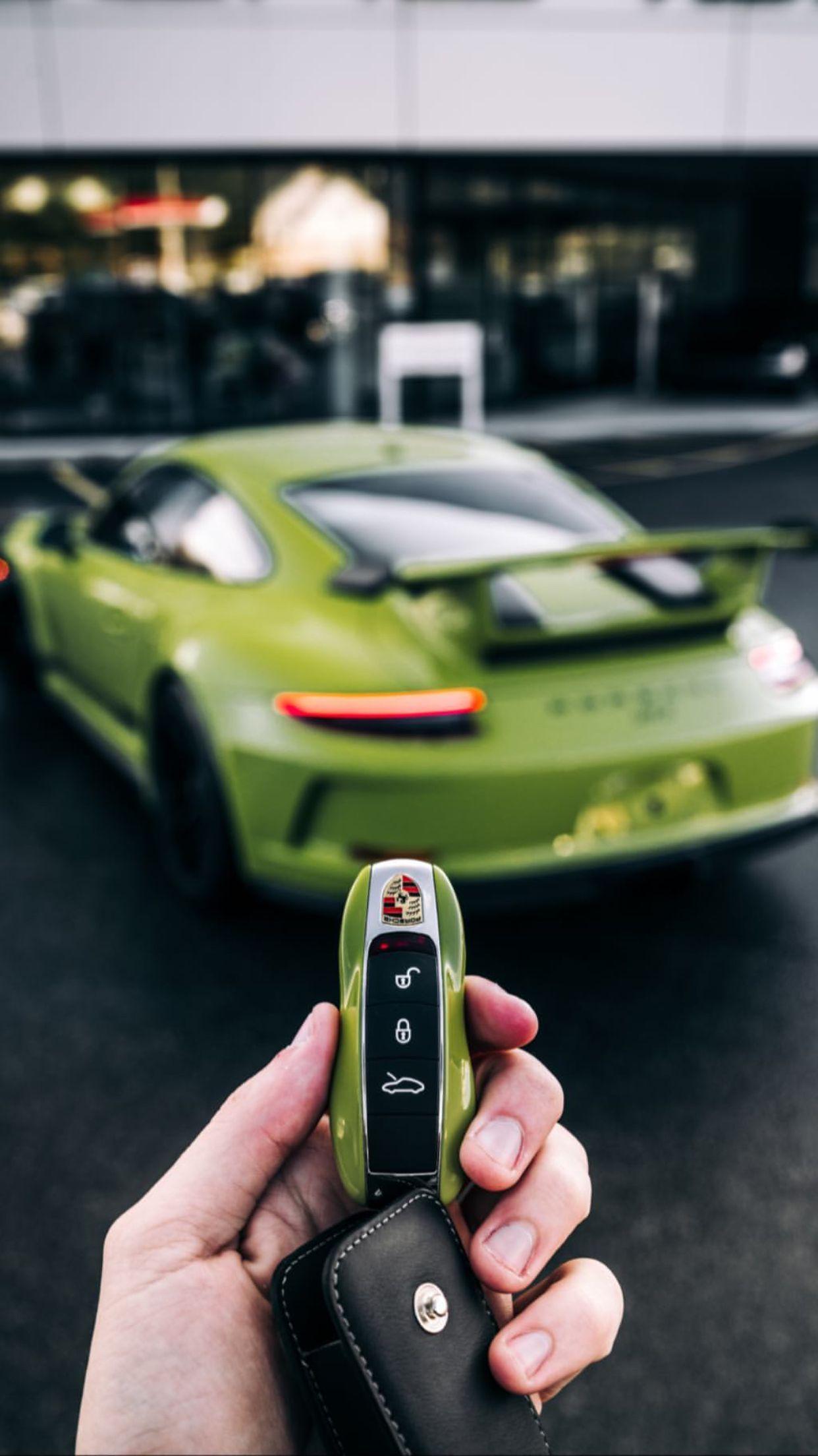 Porsche Key Luxury Cars Porsche Car Accessories For Girls
