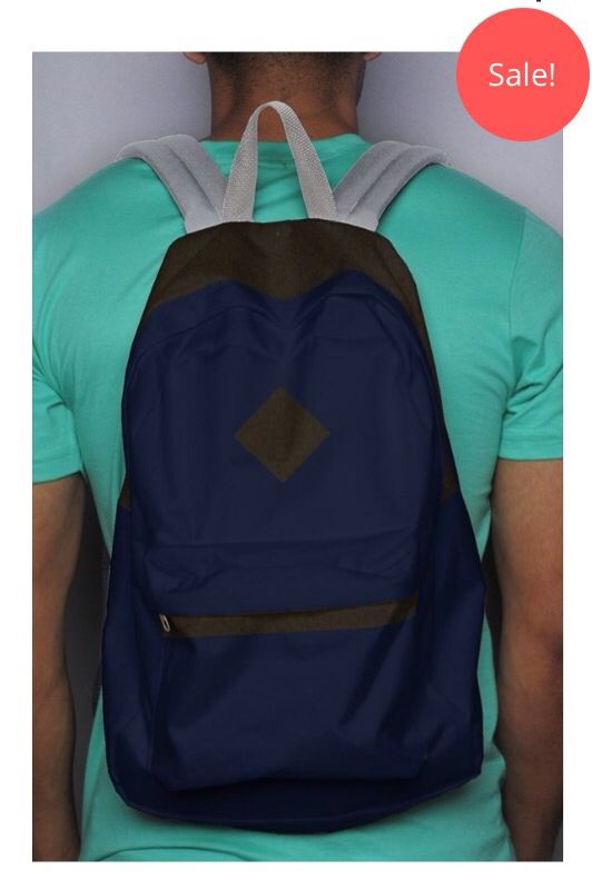 ea3c21c8bec The Sandia Backpack is the perfect addition to any  stylish males wardrobe.