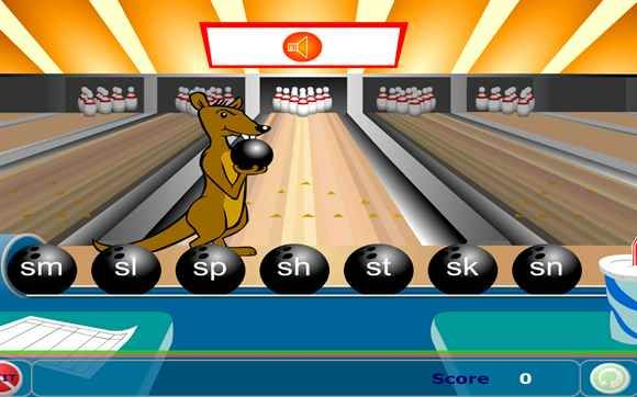 Image result for bowling alley blends game