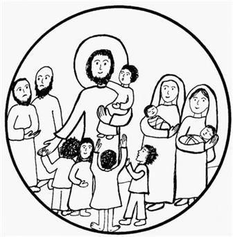 jesus und seine jünger kinder bild - google-suche | kinder bilder, religiöse bilder, kinder