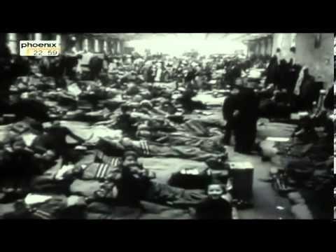 Die große Flucht 1945 - Teil 4 | Flucht und Vertreibung | Pinterest ...