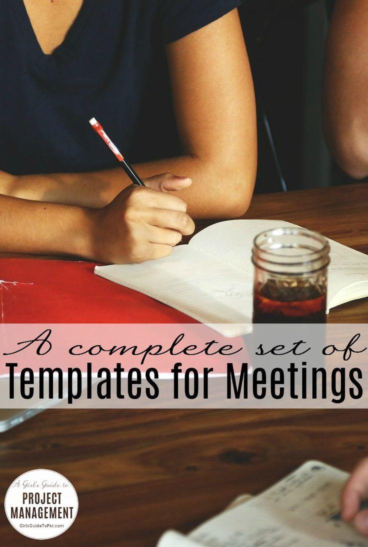 How To Make An Agenda For A Meeting Template Get An Agenda Template A Template For Minutes Checklists For Your .