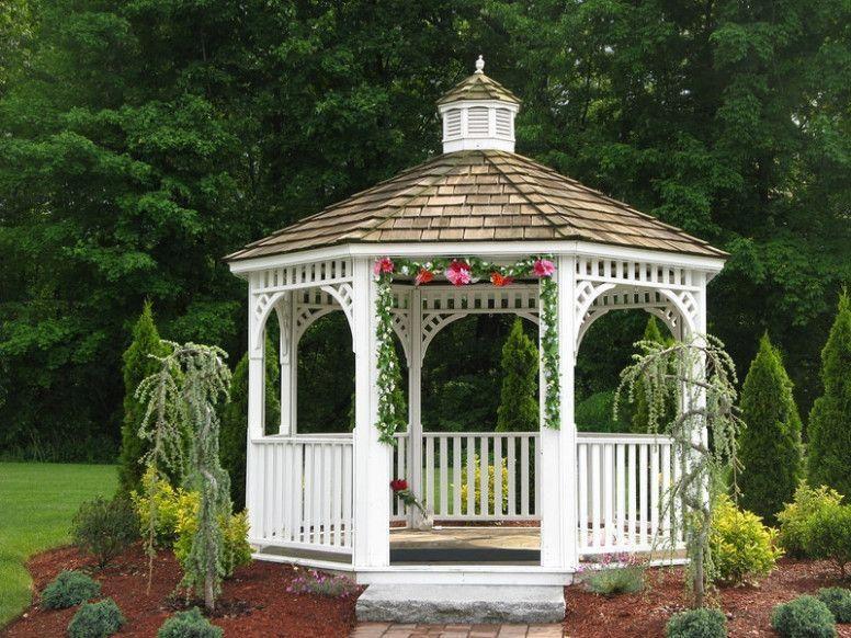 Gazebo For Backyard Weddings Ideas on trellis ideas for weddings, wishing wells ideas for weddings, canopy ideas for weddings, pool ideas for weddings,