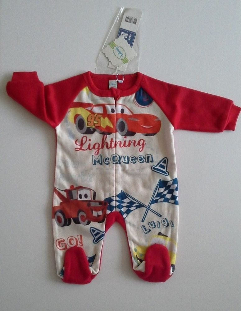 1a08f1368104 Disney Baby boys clothes fleece baby grow 3 months 6 months BNWT ...