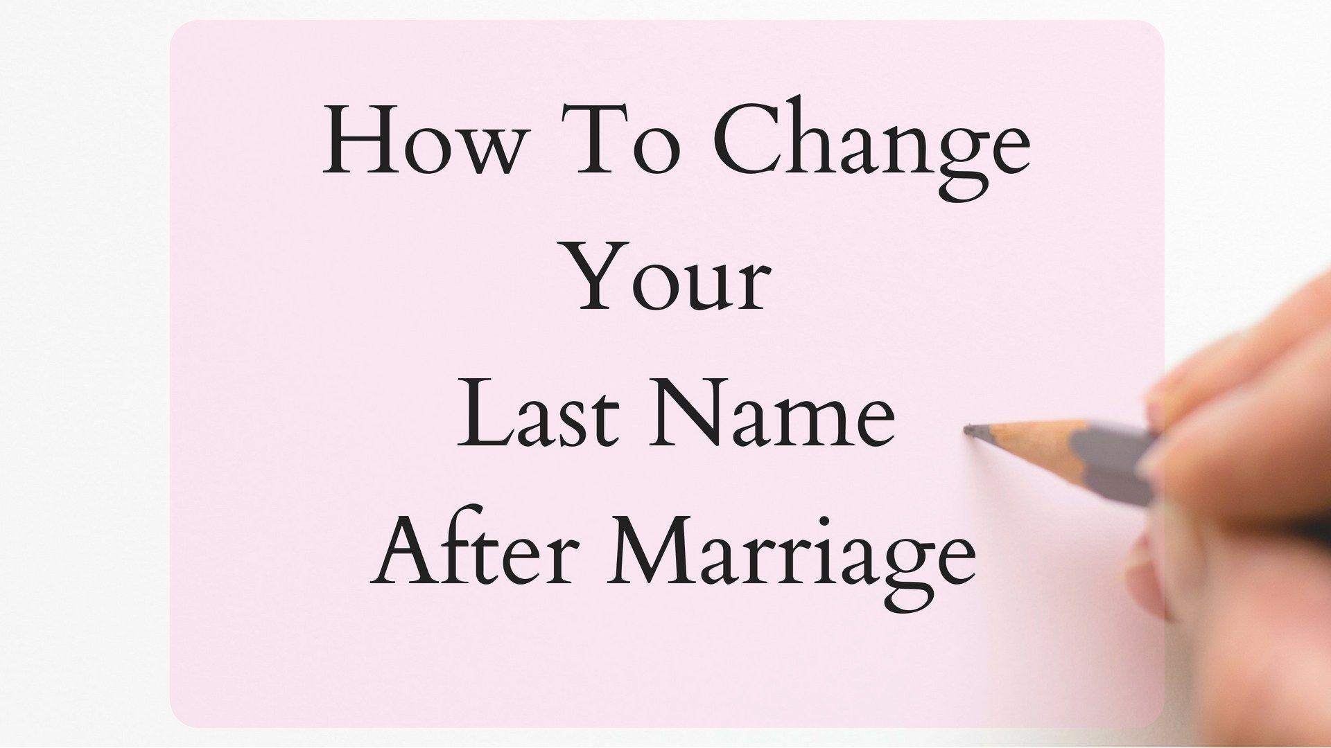 how to change your last name in utah after marriage