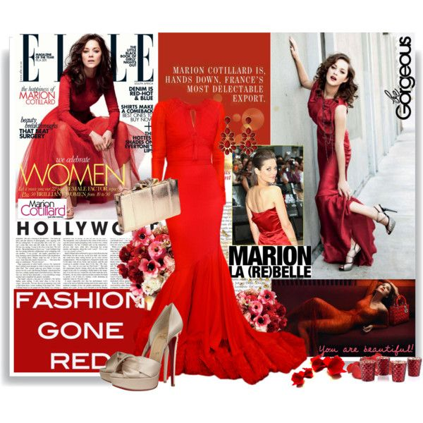 """""""(Re)Belle in Red"""""""
