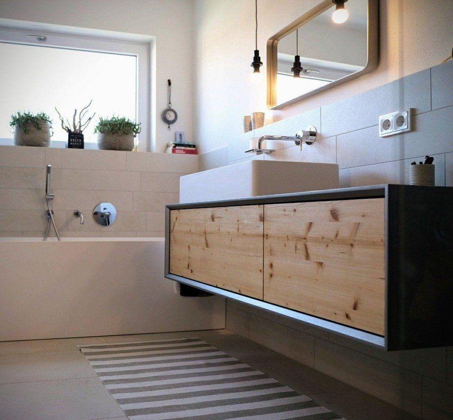 Hereinspaziert 10 Neue Wohnungseinblicke Badezimmerideen Badezimmer Aufbewahrung Und Badezimmer Einrichtung