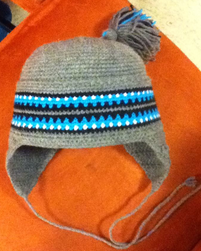 e560a5534a1 Inuit knitted hat by Akinisie Little Moon