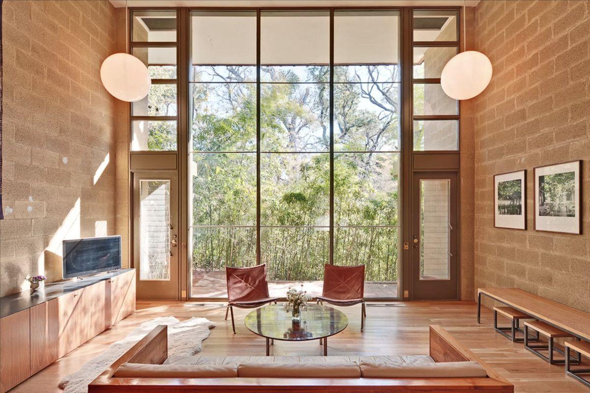 Modernist home in landmarked Austin apartment complex