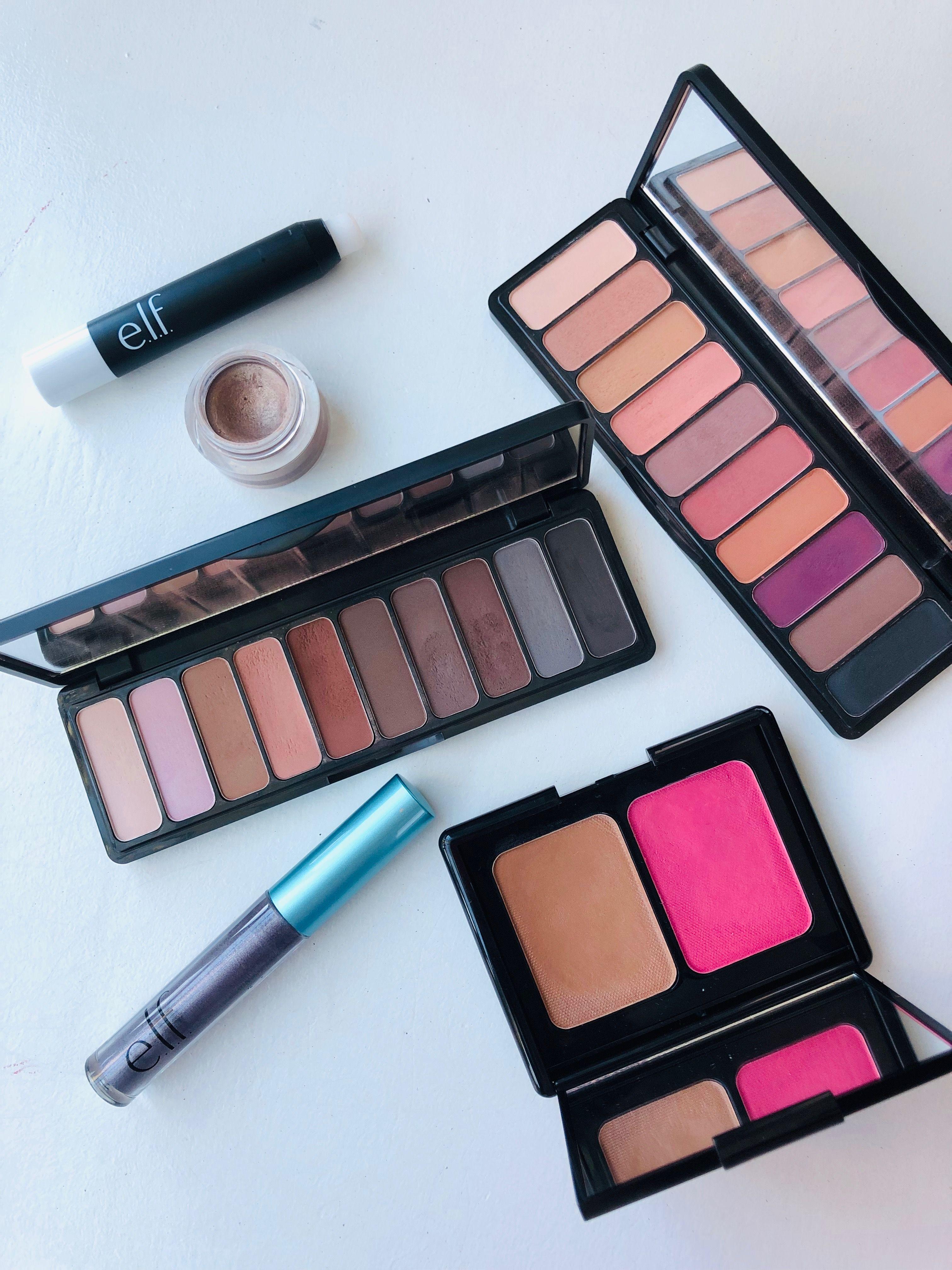 Elf Cosmetics Matte Blotting Mist Review & Wear Test